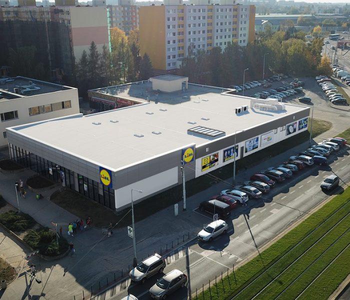 Lidl otevře novou prodejnu v Praze-Řepích