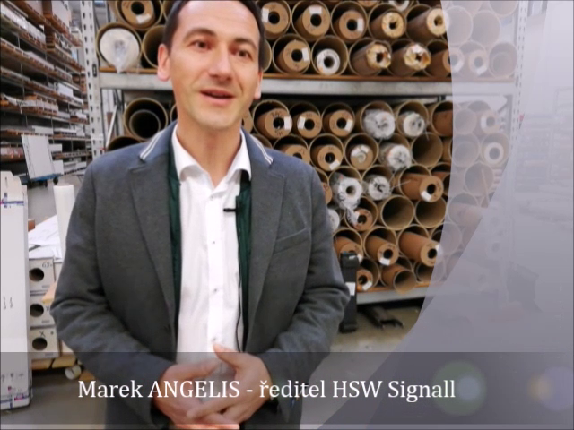VIDEOANKETA 15. – Marek Angelis – HSW Signall