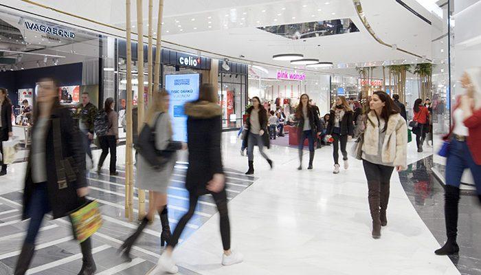 CPI Property Group představila největší novodobou studii o návštěvnících obchodních center