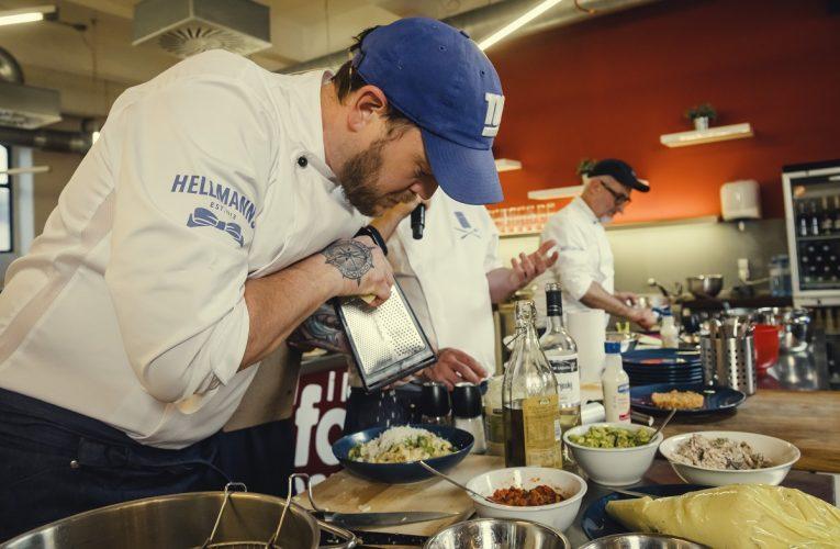 Značka Hellmann's představila unikátní pop-up restauraci