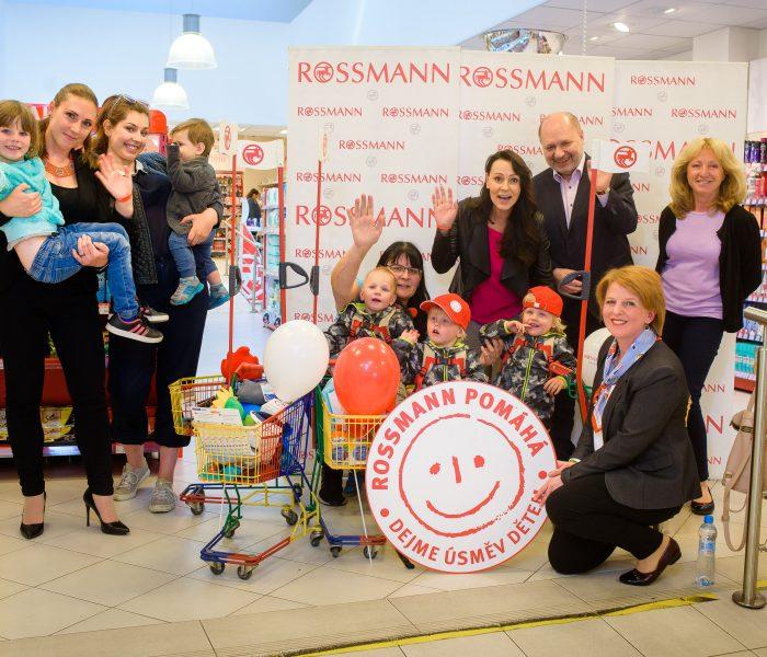 ROSSMANN věnuje více než 5 milionů na cestu dětí k moři