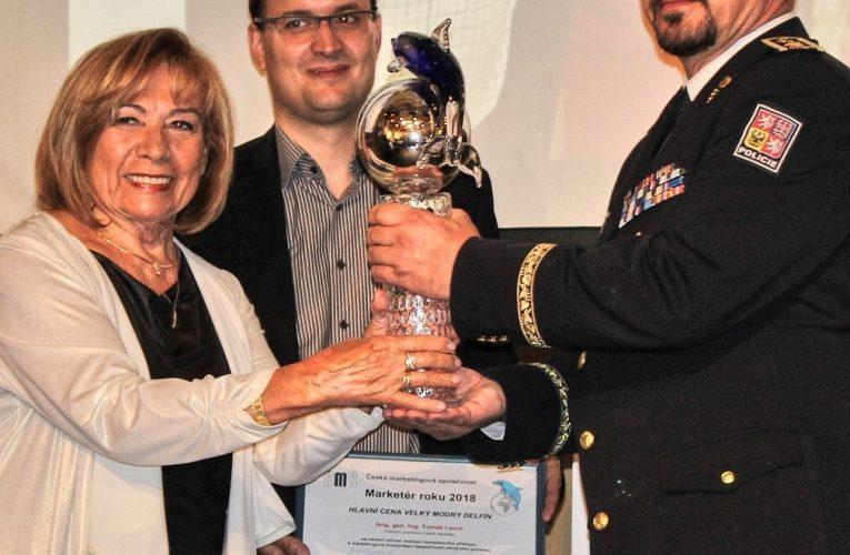 Česká marketingová společnost vyhlásila oficiální výsledky 14. ročníku soutěže Marketér roku 2018