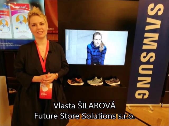 VIDEOANKETA  20. – Vlasta Šilarová – Future Store Solutions