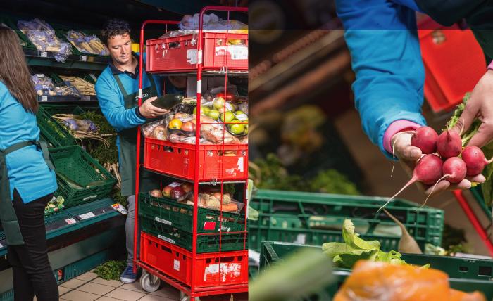 Řetězec TESCO zveřejnil zprávu o plýtvání potravinami za rok 2018/19