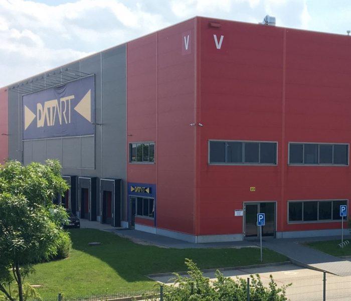 Nově otevřený sklad DATART v Horních Počernicích nabídne pracovní příležitosti