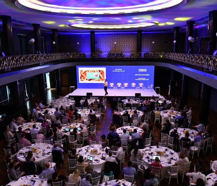 Proběhla Středoevropská konference o potravinovém odpadu