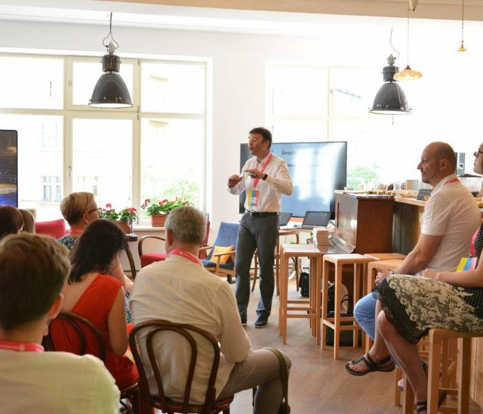 6. Shopper Marketing Breakfast podpořil Potravinovou banku Praha