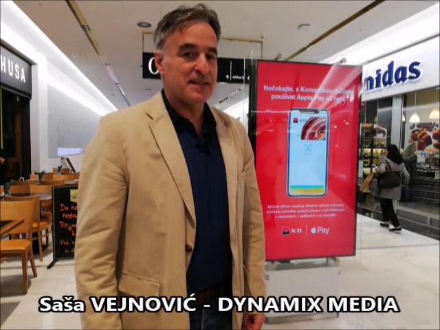 VIDEOANKETA  22. – Saša Vejnović – Dynamix Media