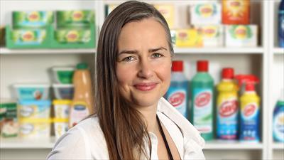 Unilever v České republice a na Slovensku má novou ředitelku