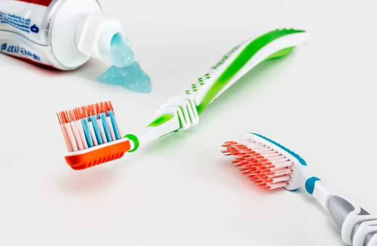 Nákup produktů ústní hygieny v lékárnách