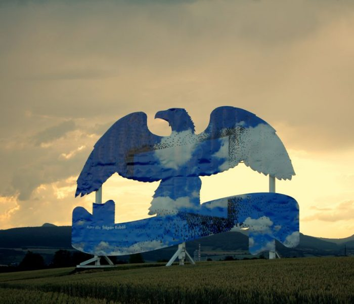 Karlovarské minerální vody pokračují v projektu přeměny Mattoni reklamních poutačů v umělecká díla