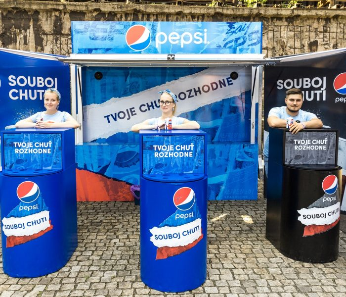 Pepsi odstartovala další Souboj chuti, tentokrát i s kolou bez kalorií