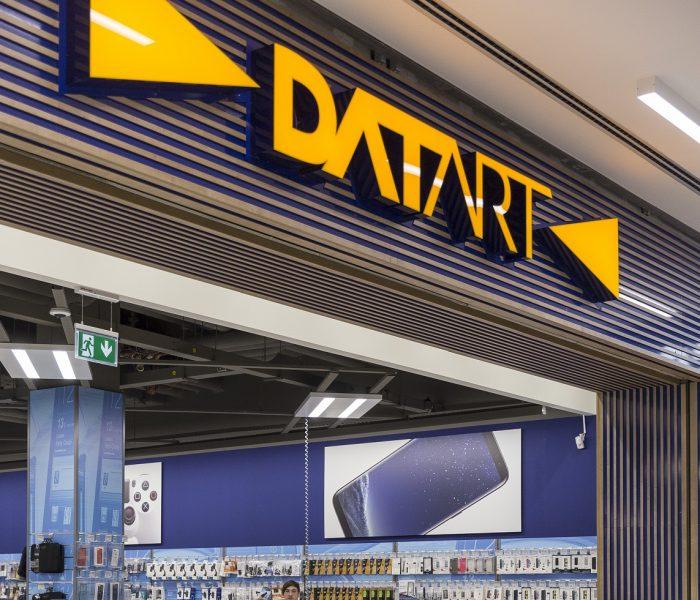 DATART otevírá 50 svých prodejen