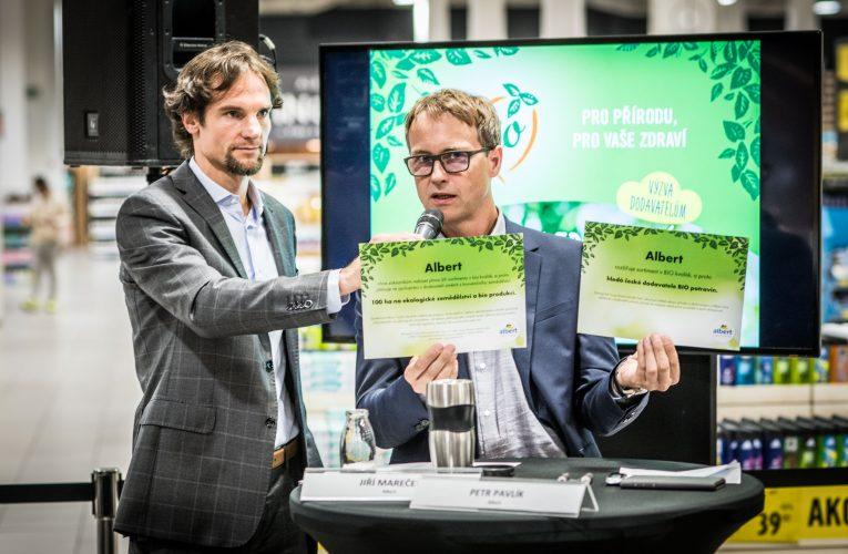 Albert hledá nové české BIO dodavatele