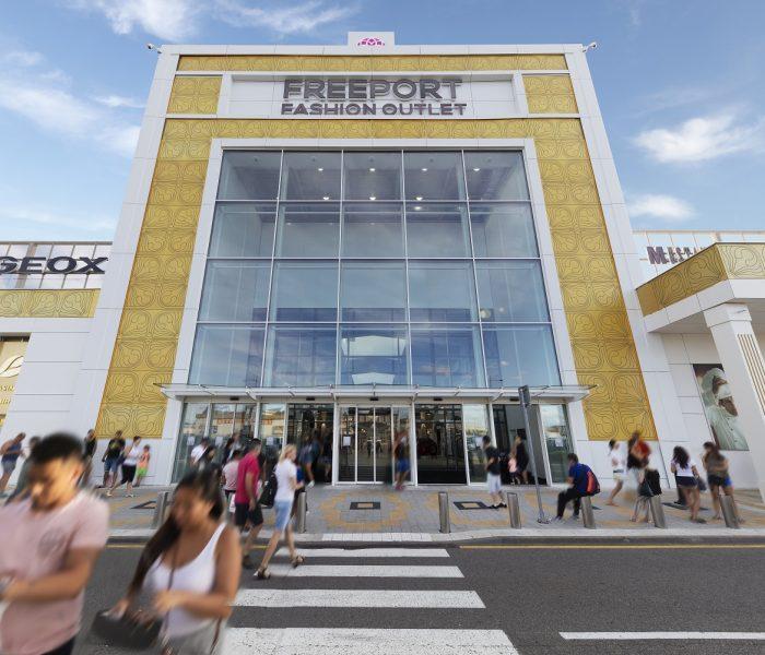 Freeport Fashion Outlet: loňské tržby dosáhly na 1,8 miliardy