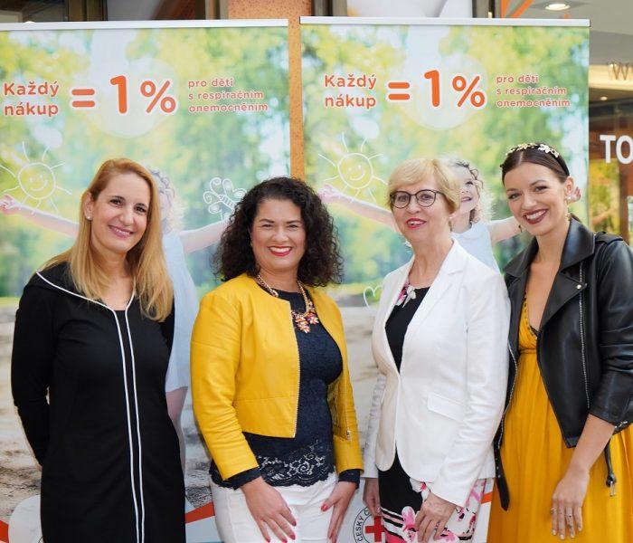 Český červený kříž, Procter & Gamble a COOP podpoří nemocné děti