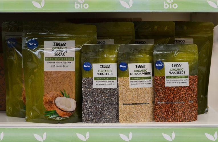 Tesco rozšiřuje sortiment bio produktů vlastní značky