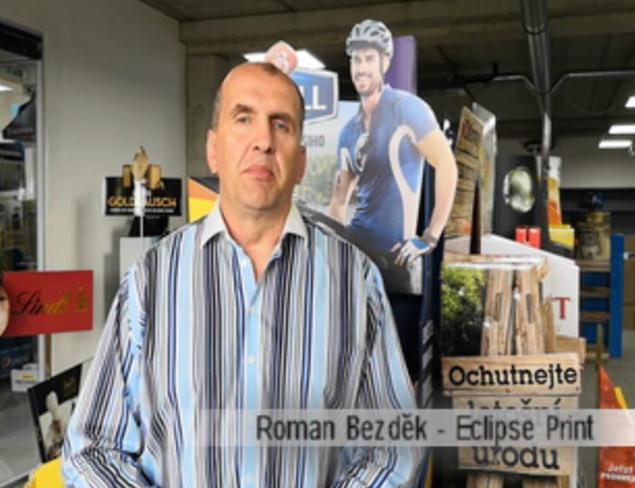 VIDEOANKETA 23. – Roman Bezděk – Eclipse Print