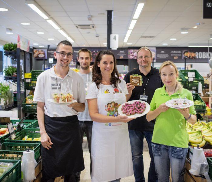 Zdravá 5 inspiruje zaměstnance Alberta ke zdravému jídelníčku