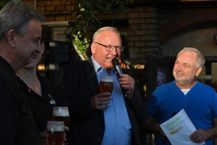 Plzeňští sládci uvařili speciál společně s brněnským pivovarem Hauskrecht