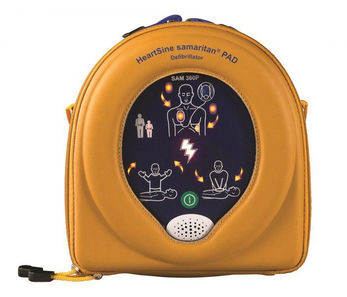 Automatizované externí defibrilátory jsou nově na 347 obchodech Tesco