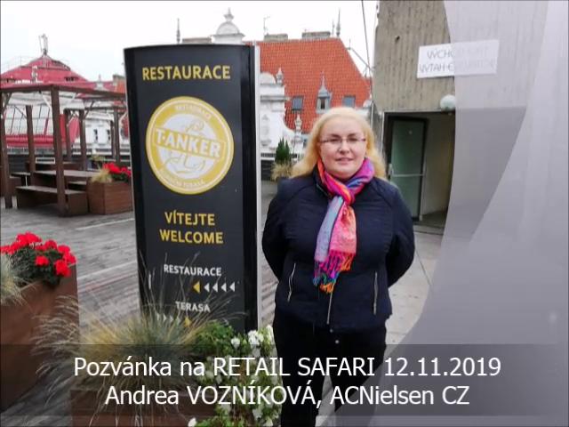 VIDEOANKETA 24. – Andrea Vozníková – AC Nielsen CZ