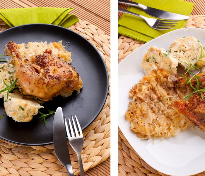 Svatomartinskou tabuli letos ovládne pečené kuře