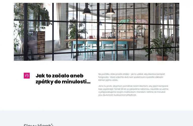 Skupina CZECH PROMOTION spustila svůj nový web