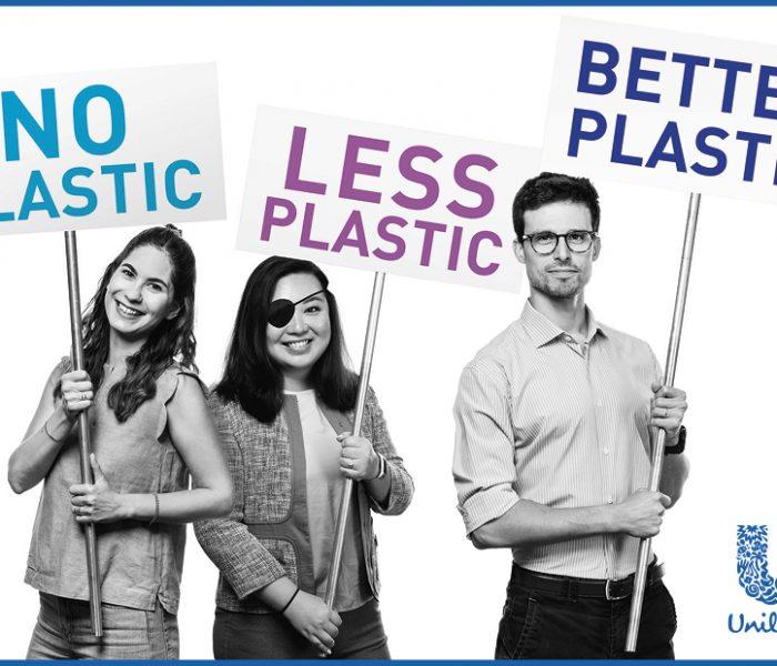 Unilever oznamuje nové ambiciózní závazky pro svět bez odpadu