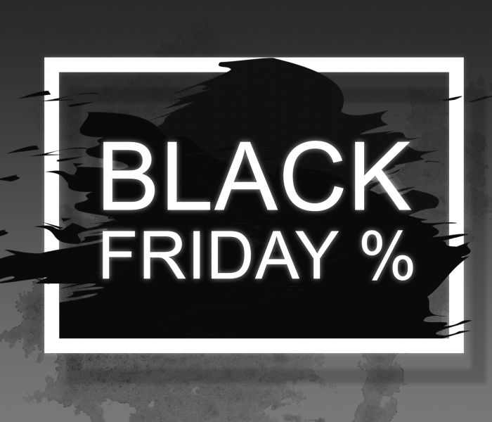 Black Friday začal