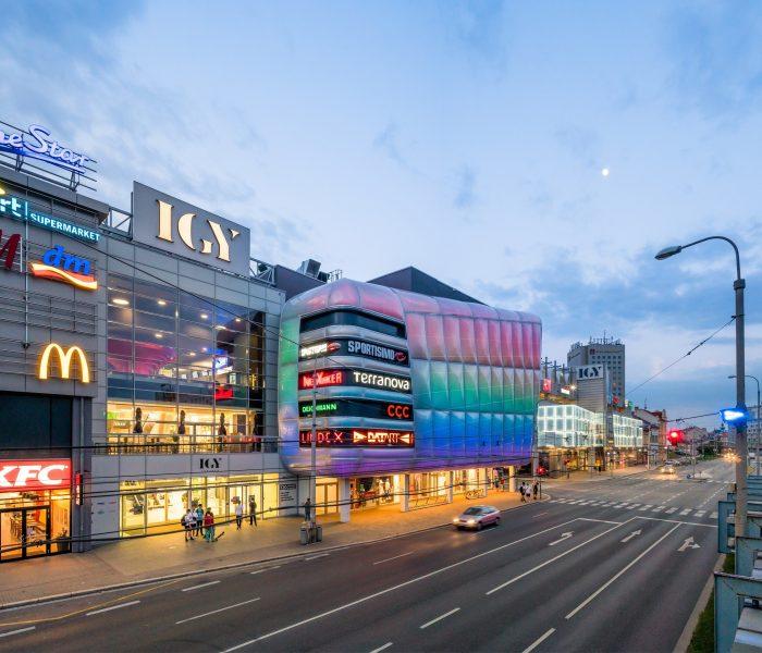 Druhý rok po rozšíření IGY Centra – letos jím projde 7 milionů návštěvníků