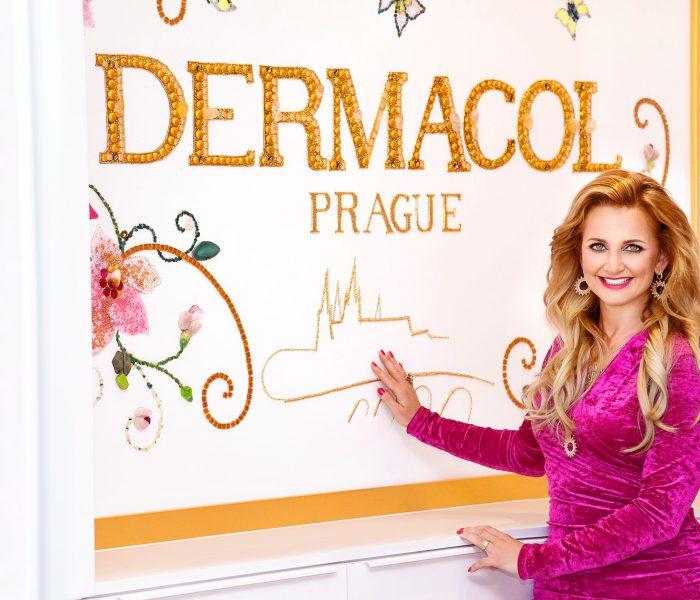 Dermacol má nové logo, kanceláře i novou varnu kosmetiky