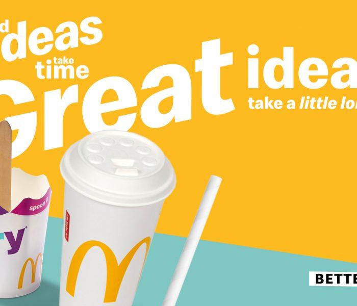 """Společnost McDonald's uvádí na trh inovativní platformu """"Better M"""""""