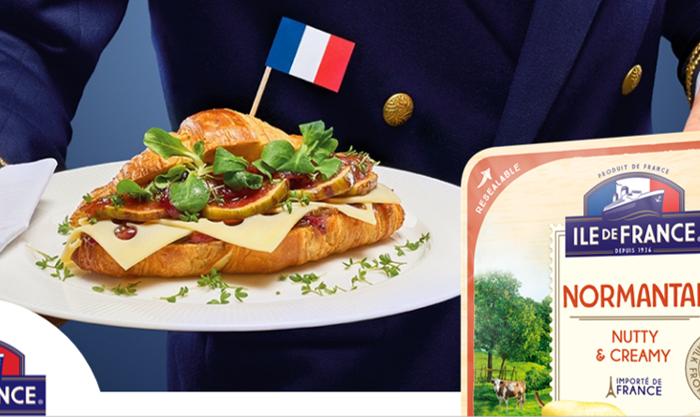 Novinka na českém trhu – sýry ILE DE FRANCE