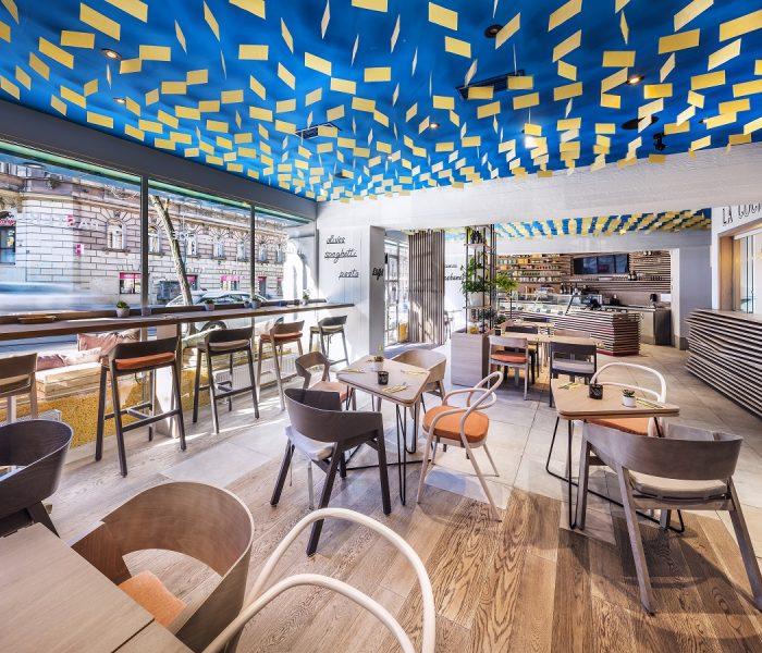 Moderní restaurace již dávno nesázejí pouze na vytříbenou gastronomii, ale také na osobitý design a atmosféru
