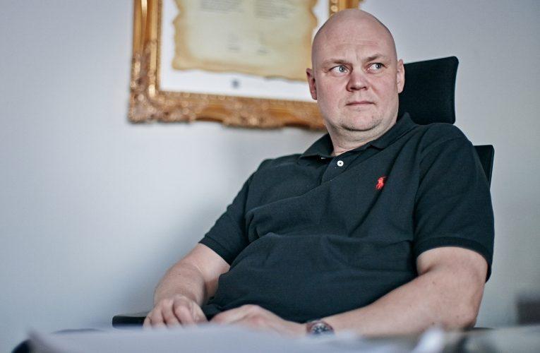 Mark Wright v týmu portálu Mistoprodeje.cz