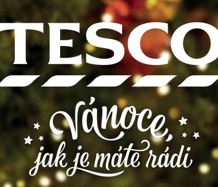 Vánoční otevírací doba obchodů Tesco
