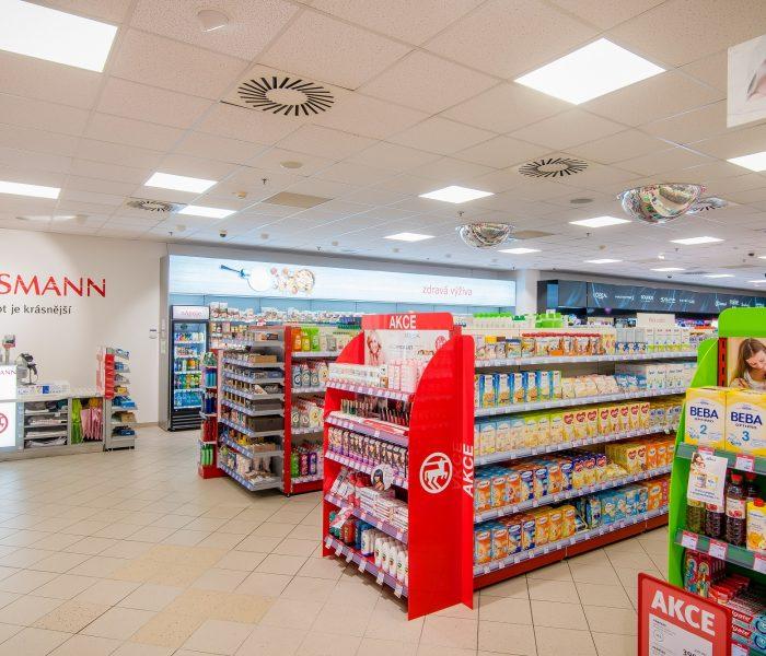 ROSSMANN otevírá novou prodejnu v OC Arkády Pankrác