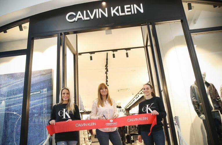 Centrum Freeport otevřelo prodejnu Calvin Klein Jeans