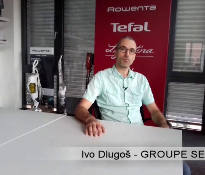 VIDEOANKETA 30. – Ivo Dlugoš – Groupe SEB