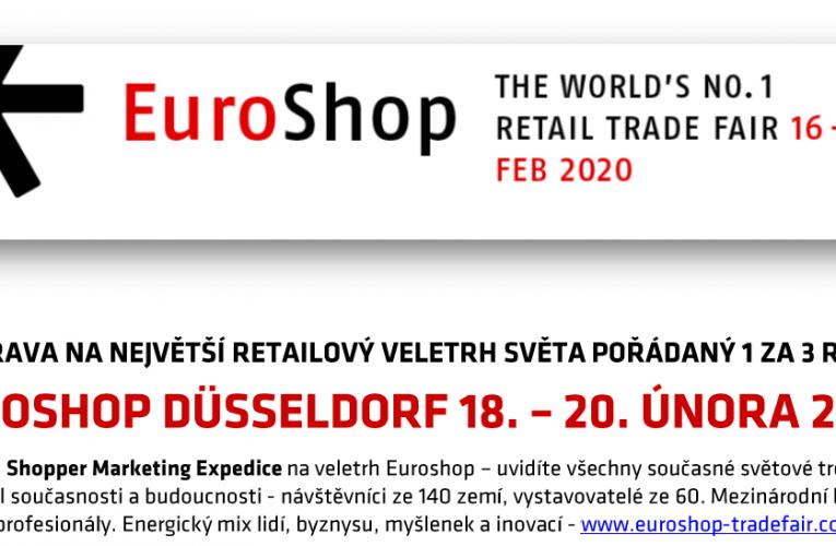 Výprava na největší retailový veletrh světa – Euroshop s portálem Mistoprodeje.cz