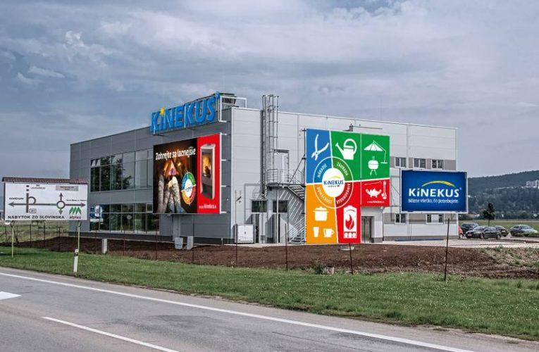 Hobbymarket Kinekus vloni navýšil tržby o více než třetinu na 44 milionů korun