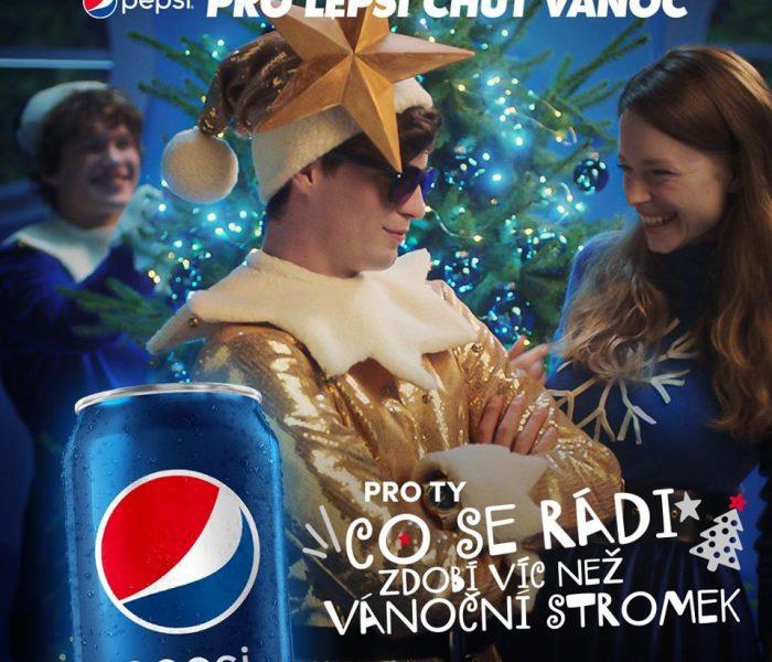 Pepsi spustila před Vánoci elfí kampaň