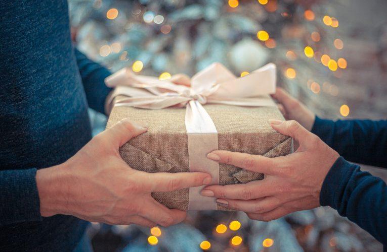 Vánoční kurýr nikdy nezvoní dvakrát