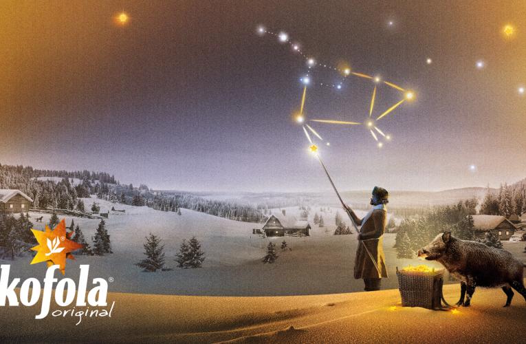 Legendární vánoční spot od Kofoly letos překvapil