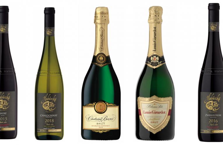 Prémiové sekty a vína skupiny BOHEMIA SEKT uspěly v Salonu vín 2020