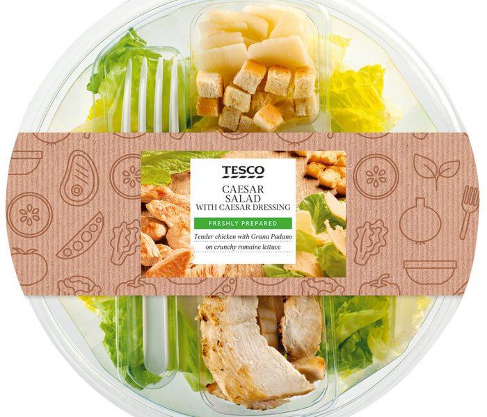 Zdravé potraviny pod značkou Tesco