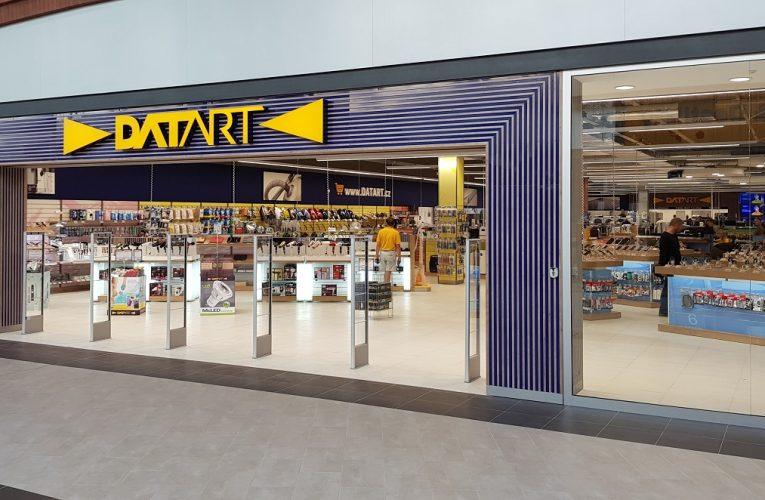 DATART otevírá všechny své prodejny, a tím se provoz vrátí do běžného režimu