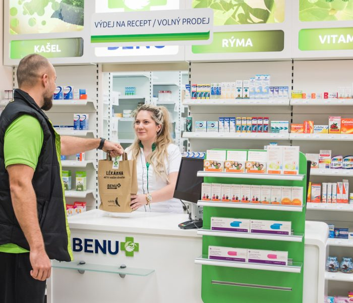 Léky až domů společně s nákupem dostanete také v Brně