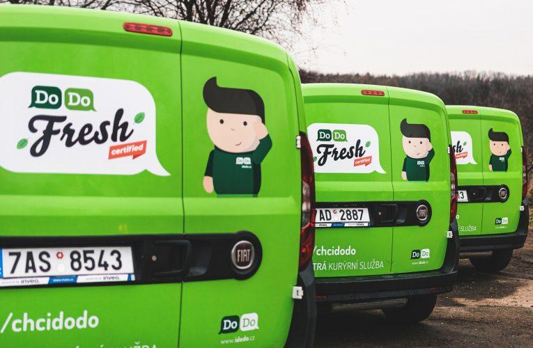 Startup DoDo zakládá divizi Fresh